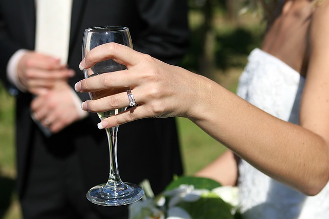 חתונה בגן אירועים